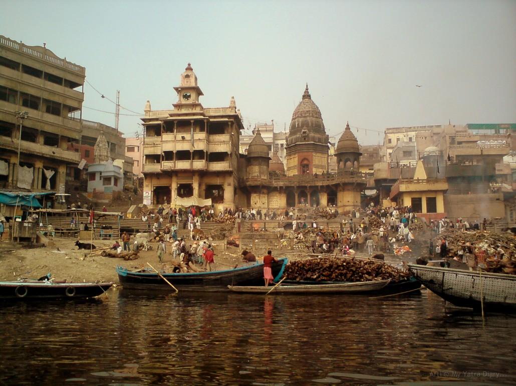 Death in fumes at Manikarnika Ghat, Varanasi