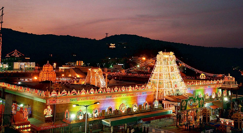 Tirupati Bala ji Dham Images Photos for free download