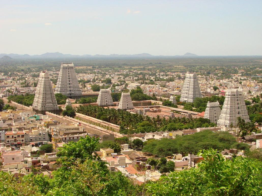 Tiruvannamalai Arunachalam Temple | Myoksha  Tiruvannamalai ...