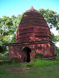Umananda Temple 2