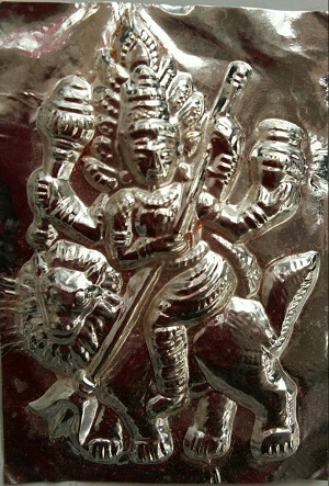 Goddess Bhadrakaali