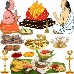 Significance of Thila Homam