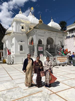Badrinath Tour Package From Chennai